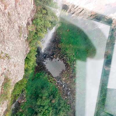 ponte de vidro urubici