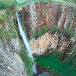 cascata do avencal urubici