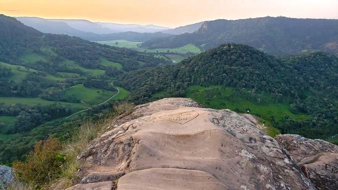 alto pedra morro do campestre urubici