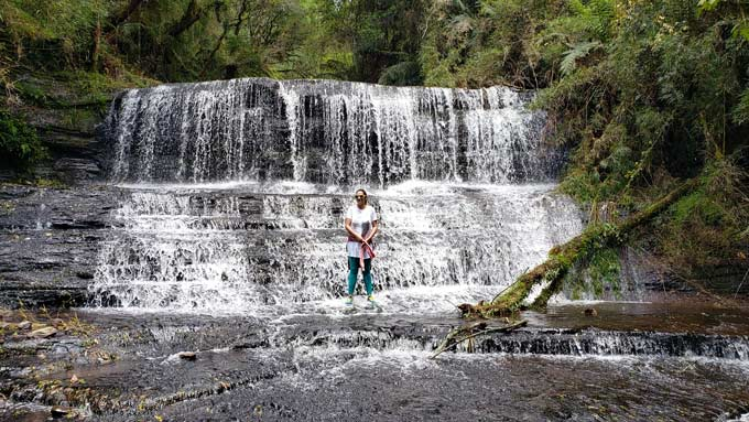 cachoeira da paixao urubici
