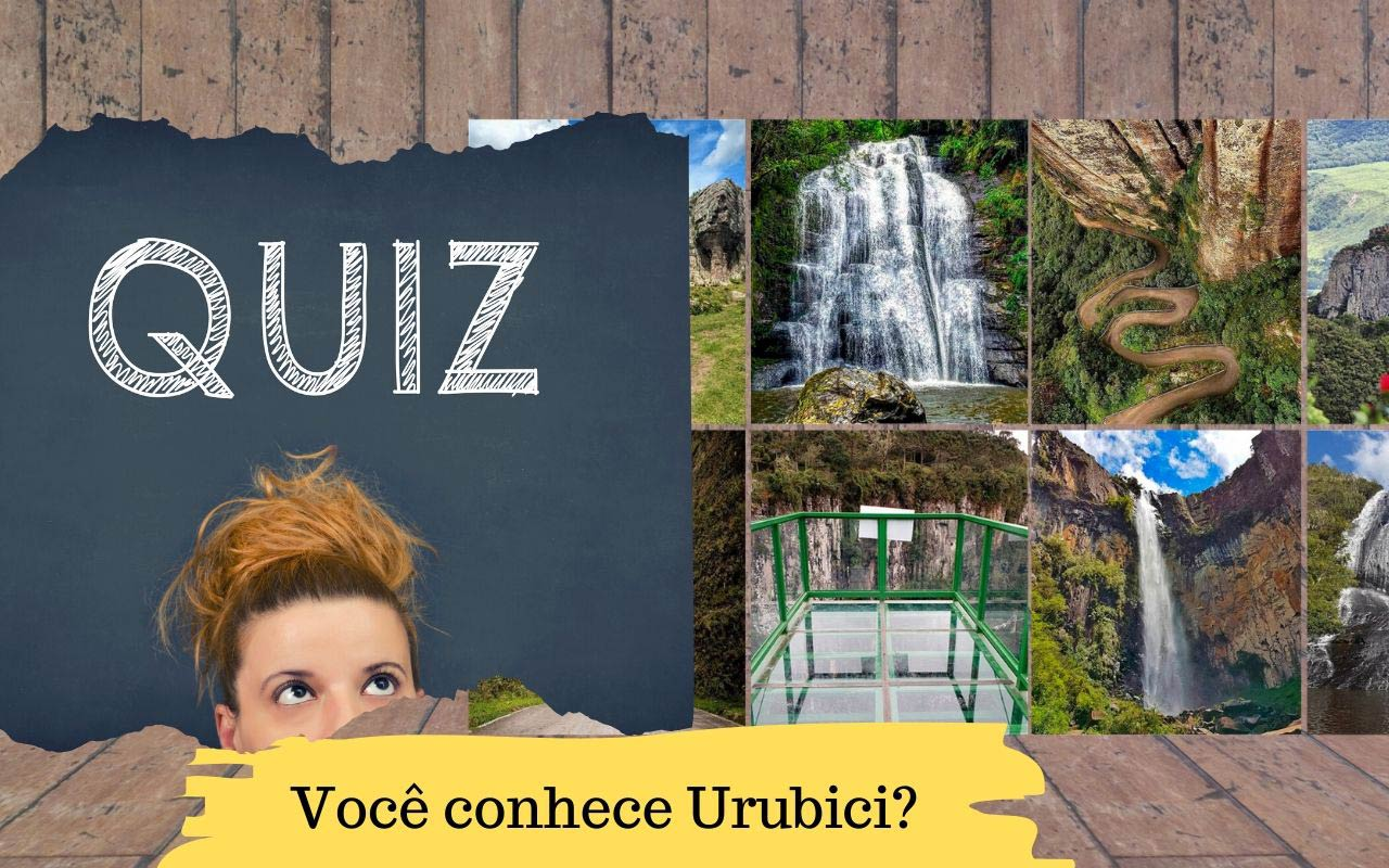 Só quem conhece Urubici vai acertar as perguntas deste teste